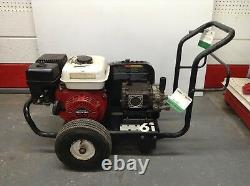 Mi-t-m 2000 Psi Pressure Washer Honda Power Water Jet Cleaner Lavage Portable