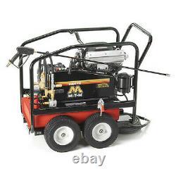 Mi-t-m Gc-5004-3mah Duty Industrial 5000 Psi 4,0 Gpm Eau Froide Pression Du Gaz