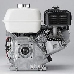 Moteur À Essence Honda Gx160 Avec Démarrage Électrique (gx160qxe)