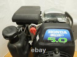 Moteur Honda Gc160 Arbre Horizontal Excellent État! Gcaha 2149786