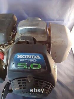 Moteur Honda Gc160qhc Machine À Laver À Pression 3/4 Go Kart