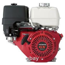 Moteur Honda-gx390ut2qaa2 390cc Avec Alerte De Démarrage Et D'huile