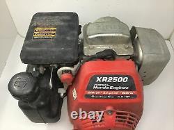 Moteur Horizontal Honda Gc160 5.0ch Exécute Un Grand Bateau Sans Lave-pression