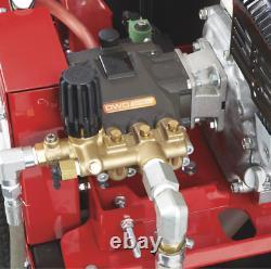 Nettoyeur À Pression D'eau Chaude Northstar Avec Vapeur Humide 2700 Psi, 2,5 Gpm, Honda En