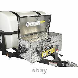 Northstar Hot Water Pressure Lave-eau- Moteur Honda 4 Gpm @ 4k Psi Remorque Montée