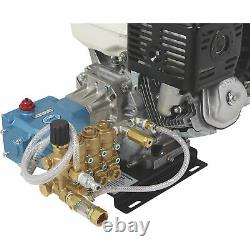 Northstar Pressure Washer Kit Withhonda Gx390 Ang 3.5 Gpm 4200 Psi Cat 66dx Pump