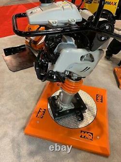 Nouveau Multiquip-mikasa Mtx60hd Rammer Stone Tamper Gas Powered Honda Engine