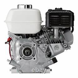 Nouvelle Honda Gx120ut2qx2 Engine Standard 3/4, Oil Alert, 2 7/16 X 3/4, 3.5 HP 4