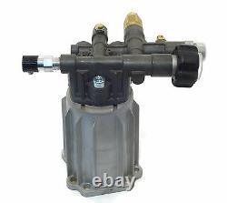 Nouvelle Pompe À Lave-pression 2800 Psi Pour Karcher K2400h G2400hh Honda Gc160 3/4