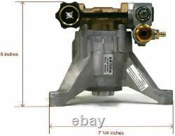 Pompe À Eau Pour Lave-linge À Pression D'alimentation Pour Powerstroke 2700 Psi Honda Gcv160 Moteur Nouveau