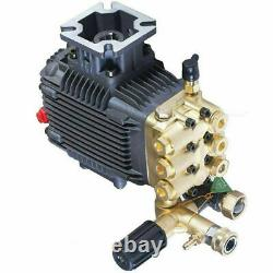 Pompe De Lavage Haute Pression 3/4 Honda Gc190 Gx200 3000 Psi 3,1 Gpm 3400 RPM Ar