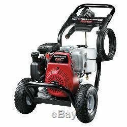 Powerboss 20649 2,7 Gpm 3100 Pression De Gaz Psi Laveuse Avec Honda Gc190 187cc Moteur