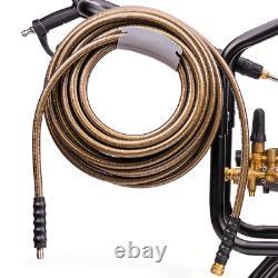 Powershot Ps60869 4000 Psi À 3,5 Gpm Honda Gx270 Lave-vaisselle À Pression D'eau Froide