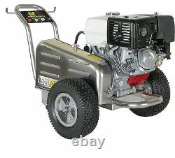 Pression Industrielle Laveuse 4000psi 13hp Honda Gas Ceinture Power Package Entrepreneur