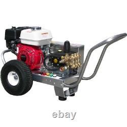 Pression Pro Eagle Série Lave-pression Eb3025ha 3.0 Gpm 2500 Psi Honda