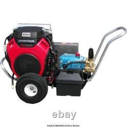 Pression Pro Presse Laveuse Pro Série Vb5040haea411 5.0 Gpm 4000 Psi Honda