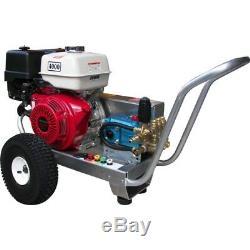 Pression Pro Pression Eagle Series Laveuse Eb4040hc 4,0 Gpm 4000 Psi Honda