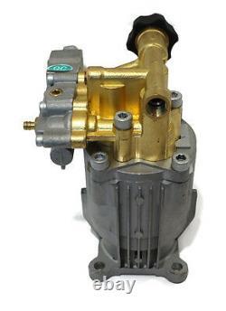 Pressure Washer Pump & Spray Kit Pour Karcher K2400hh, G2400hh & Honda Gc160 3/4