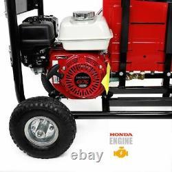 Propulsé Par Honda Portable Lpg Gas Instant Hot/cold Pressure Washer 3000 Psi Hd