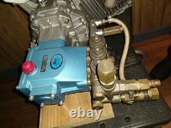 Q Machine À Laver À Pression Industrielle Honda Moteur Avec Pompe À Eau Pour Chat 1700psi