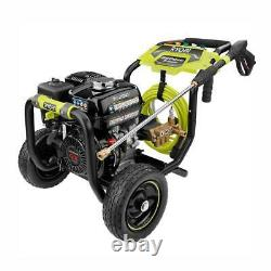 Ryobi 3 600 Psi 2,5 Gpm Laveuse À Pression De Gaz Honda Gx200