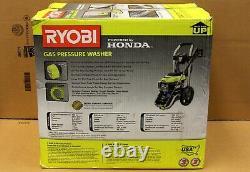 Ryobi 3000 Psi 2.3-gpm Honda Gas Pressure Washer Ry803001 (livraison Gratuite)
