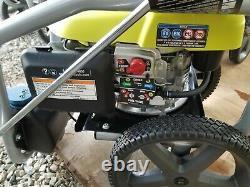 Ryobi 3300 Psi 2,3 Gpm Laveur À Pression De Gaz À Eau Froide Avec Idle Honda Gcv190