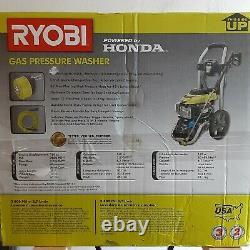 Ryobi #ry803001 3000 Psi 2.3-gpm Honda Gas Pressure Washer, Honda Gcv160 Moteur