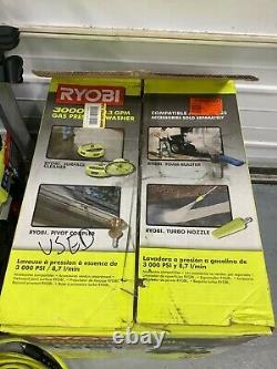 Ryobi #ry803001 3000 Psi 2.3-gpm Honda Laveur À Pression De Gaz, Honda Gcv160 Moteur