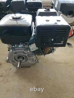 Simpson 14 HP Horizontal Shaft Motor Engine Recul Démarrer 1 Arbre