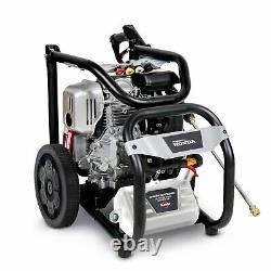 Simpson 3 200 Psi 2,5 Gpm Gas Pressure Washer Avec Moteur Honda