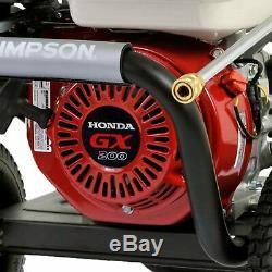 Simpson 3.300 Psi 2.5 Pression Gaz Laveuse Avec Gpm Moteur Honda