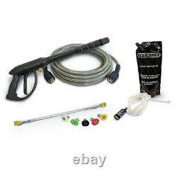 Simpson 60808 Megashot 3000 Psi 2.4 Pression Gpm Supercarburant Laveuse Nouveau