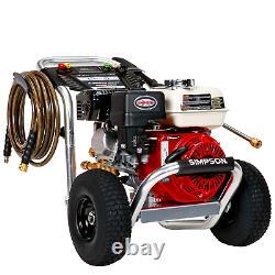 Simpson Alh3228-s 3400 Psi @ 2,5 Gpm Honda Gx200 Avec Faible Arrêt D'huile Cat Indus