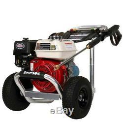 Simpson Alh3228-s 3400-psi 2,5 Gpm Commercial Honda Gaz Laveuse Pression Powered