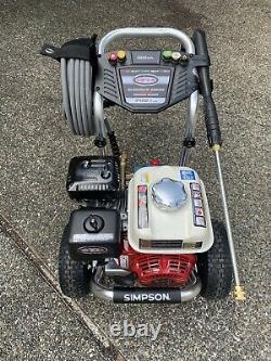 Simpson Alh3228-s 3400-psi 2.5-gpm Commercial Honda À Gaz
