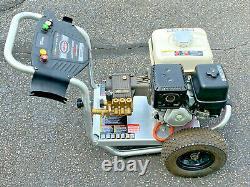 Simpson Alh4033 Lave-pression Commerciale 4000 Psi 3.3 Gpm Honda Gx270 Moteur