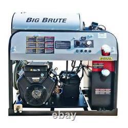 Simpson Bb65106 4000-psi 4.0-gpm Pressure Washer Big Brute Par Honda 65106
