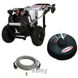 Simpson Megashot 3200 Psi (gaz-eau Froide) De Laveuse À Pression Kit Honda Moteur