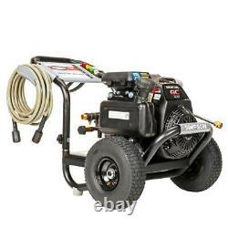 Simpson Megashot Machine À Laver La Pression De Gaz 3200 Psi 2.5 Gpm Honda Gc190 Axial Cam Pompe