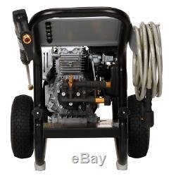 Simpson Megashot Msh3125-s 3200 Psi (gaz-eau Froide) De Laveuse À Pression Avec Honda