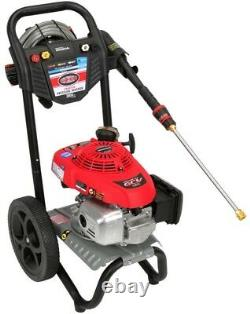Simpson Ms60773-s 2800 Psi 2.3 Gpm Gas Pressure Washer Powered By Honda Outdoor