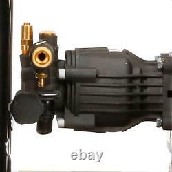 Simpson Msh3125 3200 Psi À Une Laveuse À Pression De Gaz De 2,5 Gpm Alimentée Par Honda Gc190