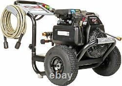 Simpson Msh3125-s Megashot 3200 Psi Gas Engine Pressure Washer Honda Engine Ms60