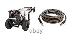 Simpson Nettoyage Msh3125 Megashot Gas Pressure Washer Powered By Honda Gc190, 32