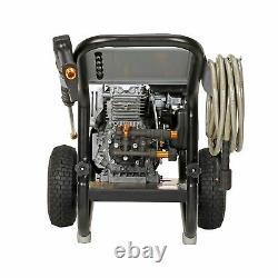 Simpson Nettoyage Msh3125 Megashot Machine À Pression De Gaz Alimentée Par Honda Gc190