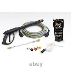 Simpson Premium Gas Pressure Laveuse Megashot Honda Gcv160 Cold Water 2800 Psi