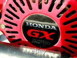 Simpson Ps60918 Powershot 4000 Psi 3,5 Gpm Honda Gx270 Machine À Laver À Pression Puissance Du Gaz