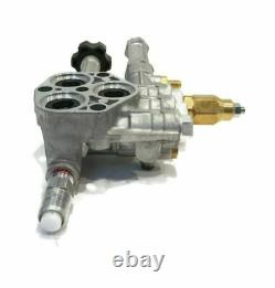 Tête De Pompe 2700 Psi Troy Bilt Nettoyeur Haute Pression Srmw2.2g26 Rmw2.2g24 Honda Gcv160