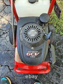 Troy-bilt 2600 Psi Lave-pression Avec Moteur Honda- Nouveau Pump Et Entièrement Entretenu